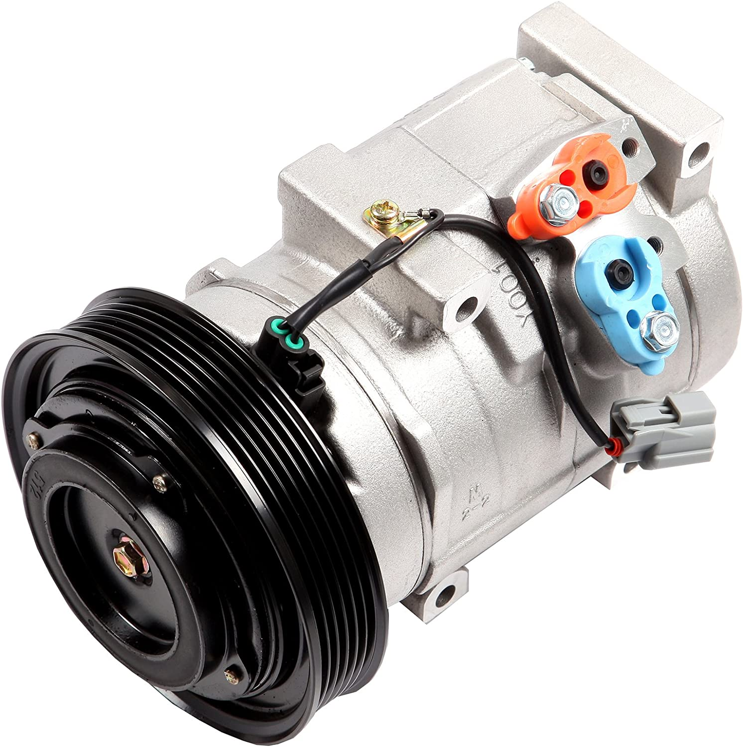 GDSMOTU Air Conditioning Ultra-Cheap Deals Compressor and CO Clutch 10736 Seattle Mall Assembly