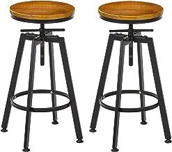 Best bar stool height adjustable Reviews