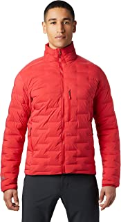 Super/DS Men's Insulated Jacket for Hiking, Camping, Climbing and Everyday