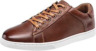 Men's Fashion Sneakers Leather Casual Shoes Business Casual Sneaker