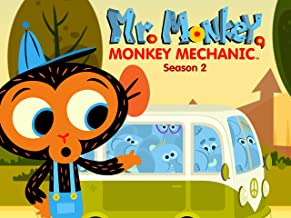Mr. Monkey, Monkey Mechanic
