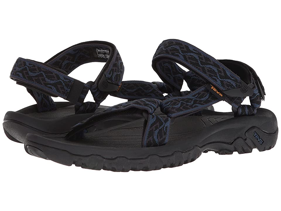Teva Hurricane 4 (Wavy Trail Navy) Men