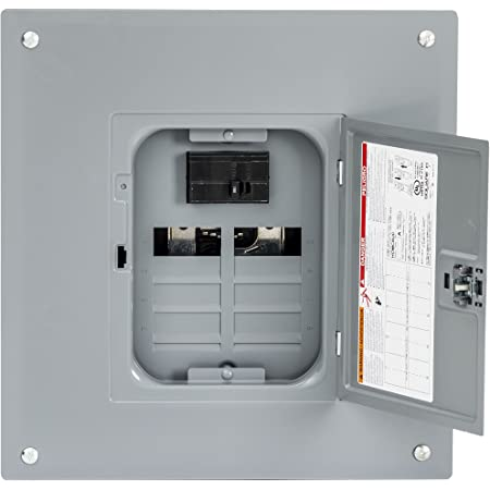 Main Breaker with 2 MP115 and MP230 10 Space 20 Circuit 100A Murray LC110DFCGP Load Center