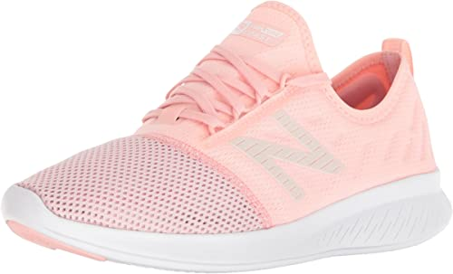New Balance Wohommes Coast V4 FuelCore FonctionneHommest chaussures, Himalayan rose, 5.5 D US