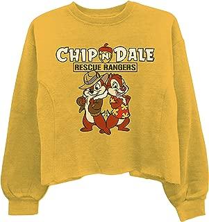 Disney Ladies Chip and Dale Sweatshirt - Chip and Dale Skimmer Sweatshirt