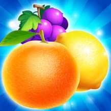 Fruit Candy Blast - Crush Match 3 Games & Free Puzzle Game With Friends