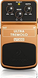 BEHRINGER Guitar Pedal, Orange (UT300)