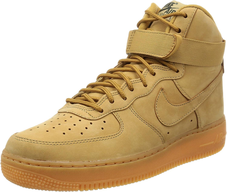 cola Engaño Énfasis  Nike AIR Force 1 HIGH 07 LV8 WB 'Flax' - 882096-200: NIKE: Amazon.ca: Shoes  & Handbags