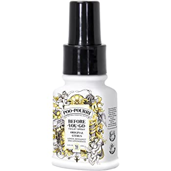 Poo-Pourri Before-You-Go Toilet Spray, Original Citrus Scent, 1.4 oz