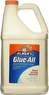 Elmer's E1326 1 加仑胶水,多功能胶水