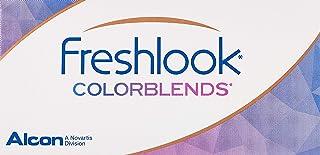 Freshlook Colorblends Pure Hazel (-1.25) - 2 Lens Pack