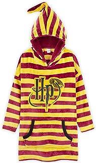 Harry Potter Sweat à Capuche Fille Pull Oversize Vetement Fille Enfant Ado Idée Cadeau