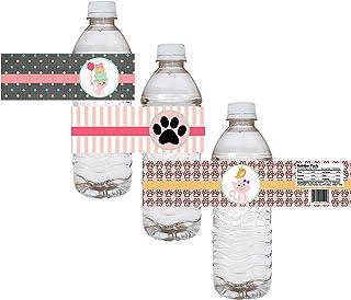 Amazon.es: botellas plastico para cumpleaños