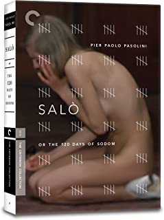Criterion Collection: Salo Or 120 Days Of Sodom (2 Dvd) [Edizione: Stati Uniti] [Italia]
