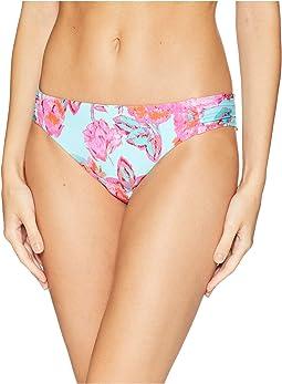 Wonderland Floral Siren Hipster Bikini Bottom