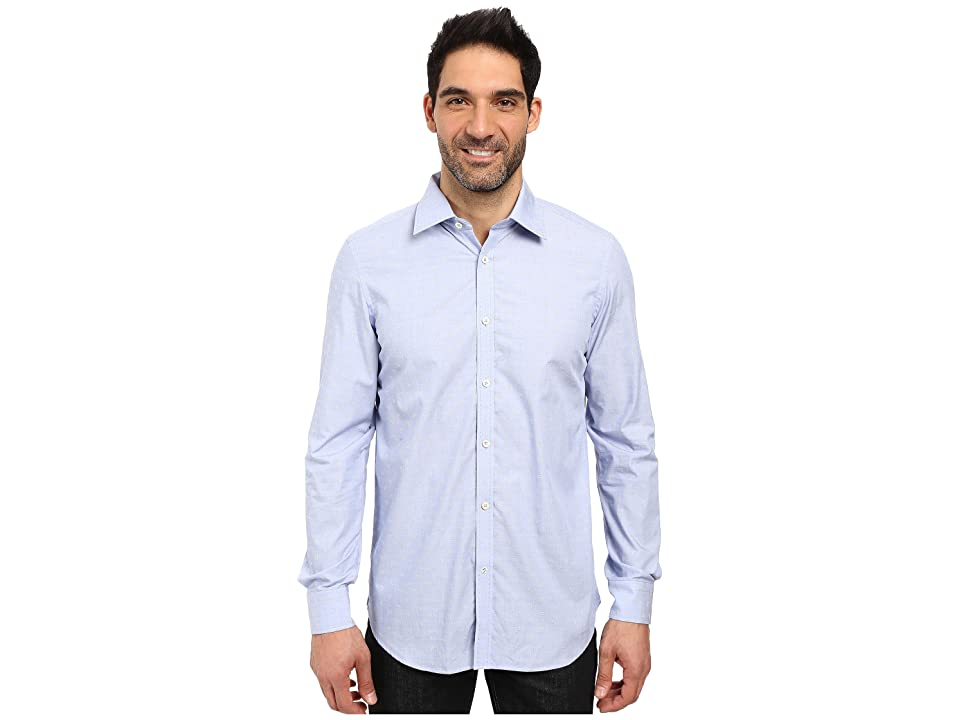 Robert Graham Banjo Dress Shirt (Blue) Men