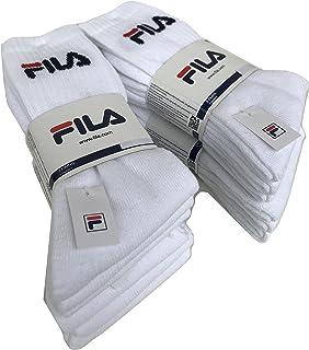 Fila, lot de 6/12 paires de chaussettes en coton