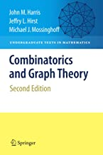 Combinatorics and Graph Theory (Undergraduate Texts in Mathematics)