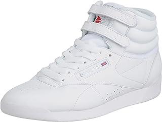 Reebok Freestyle Hi Women, Zapatillas de Estar por casa para