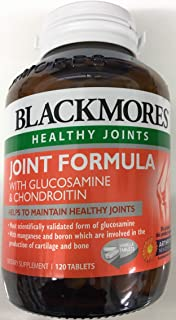 Blackmores Joint Formula Glucosamine Chondroitin 120tabs