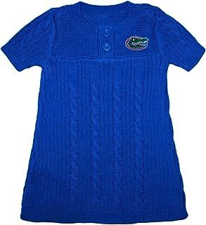 University of Florida Gators Baby and Toddler Sweater Dress