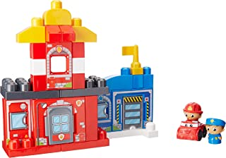 Mega Bloks First Builders Rescue Squad Building Set