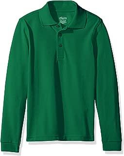 kelly green uniform shirt
