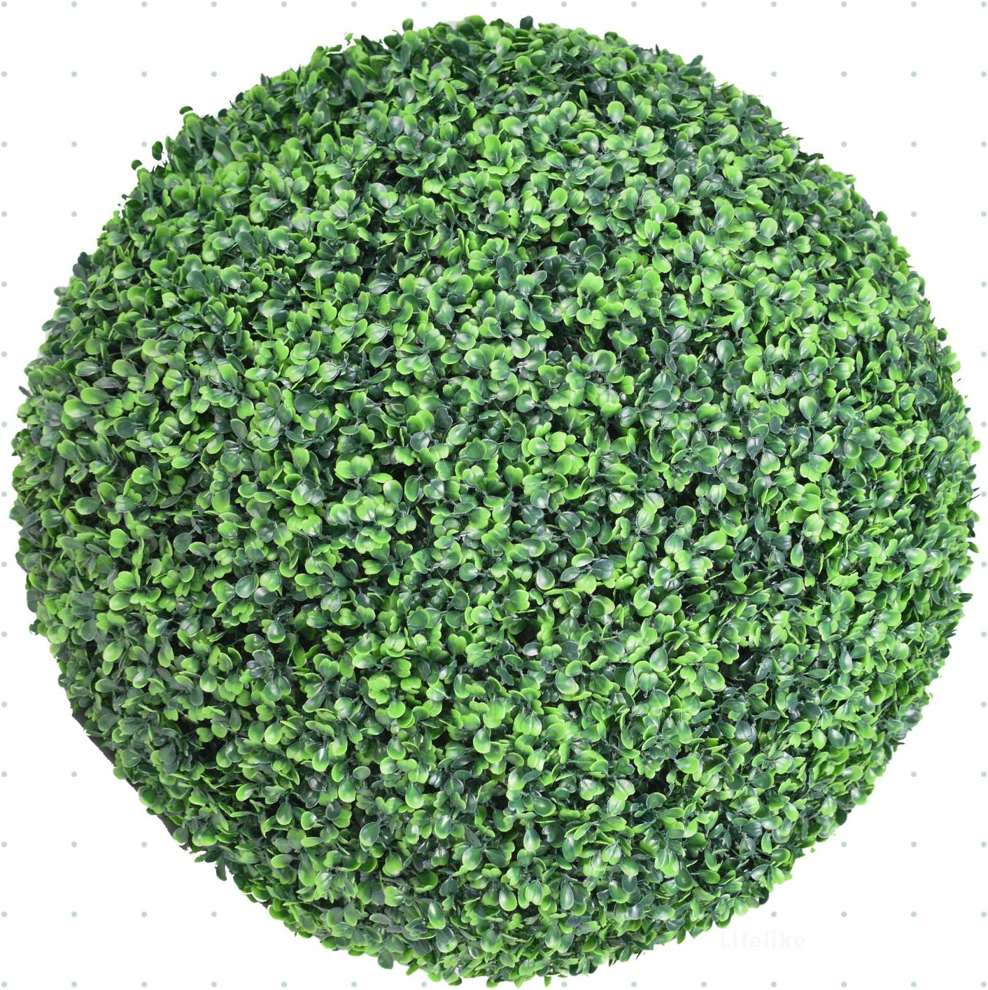 Hieasy 1 Special price for a limited time Pc 22 Inch High-Density Ball Layer 4 Boxwood Reali Leaf Tucson Mall