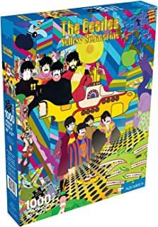 Beatles Yellow Submarine 1000 Piece Jigsaw Puzzle