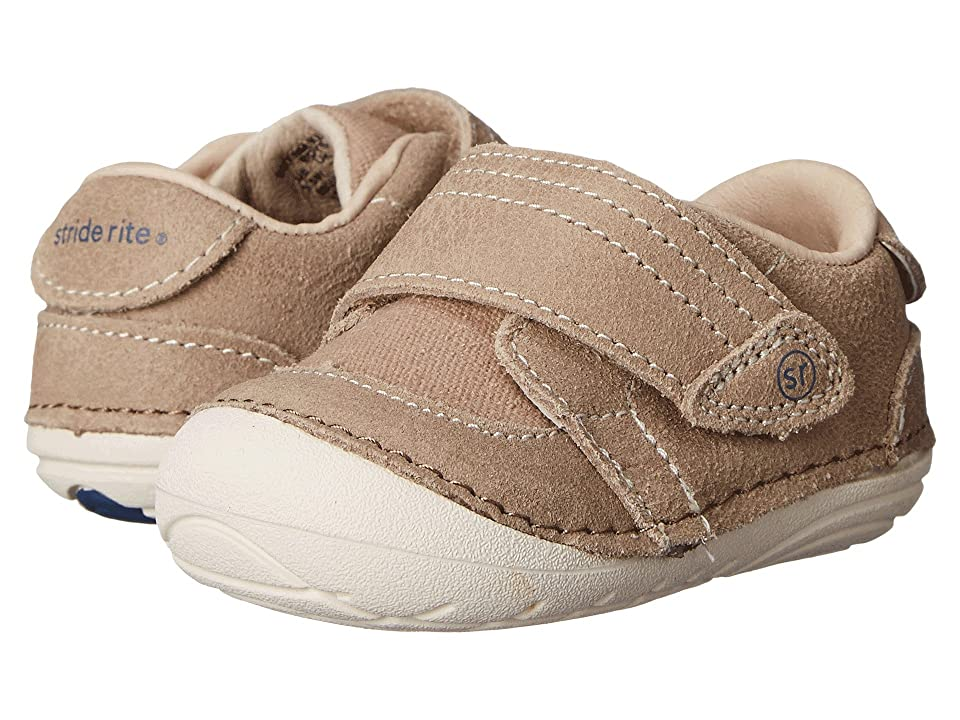 Stride Rite SM Kellen (Infant/Toddler) (Tan) Boys Shoes