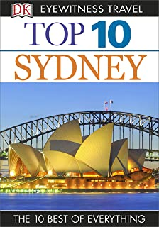 DK Eyewitness Top 10 Sydney (Pocket Travel Guide) (English Edition)