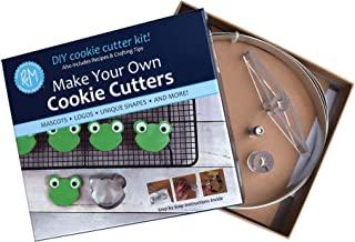 R&M International 2092 Make Your Own Cookie Cutter Gift Set