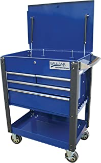 Williams 50726 Heavy Duty Service Cart
