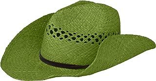 San Diego Hat Company Women's Raffia Cowboy Hat