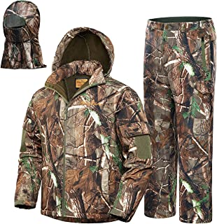 NEW VIEW 2020 Upgrade Hunting Clothes for Men,Silent...