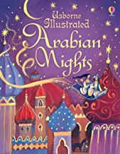 Usborne Illustrated Arabian Nights (Illustrated Story Collections)