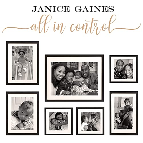 Janice Gaines - All in Control (2020)