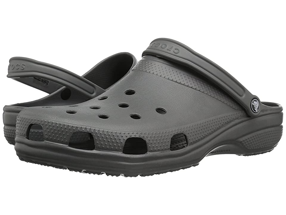 Crocs Classic Clog (Slate Grey) Clog Shoes