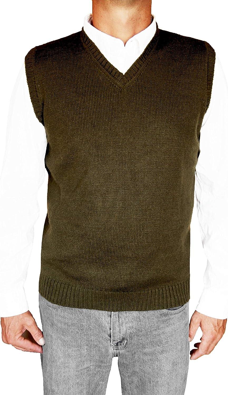 Excellent TINKUY Peru - Peruvian San Antonio Mall Alpaca Wool Vest Men S Basic V Neck for
