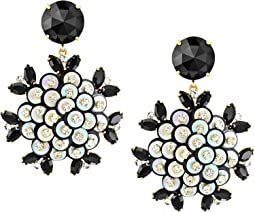 Kate Spade New York - Be Bold Statement Drop Earrings