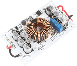 NOYITO DC to DC Boost Converter 600W Power Transformer Module 10-60V Step-up to 12-60V 10A Adjustable CC CV Voltage Regula...