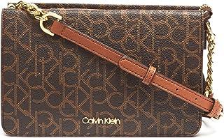 Calvin Klein womens Calvin Klein Hayden Signature Organizational Crossbody