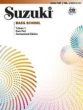 Suzuki Bass School, Vol 1: Bass Part, Book & CD