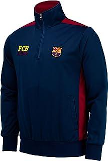 Wet Demi zippéa Barca – Colección oficial FC Barcelona – para hombre, talla DE adulto