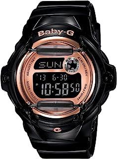 Casio Womens BG169G-1 Baby G Black Watch