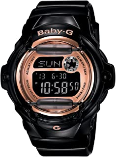 Casio Women's BG169G-1 Baby G Black Watch