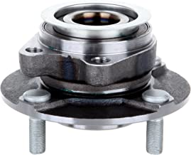 ECCPP Front Wheel Hub Bearing Assembly 4 Lugs for 2007-2012 Nissan Versa Compatible with 513308