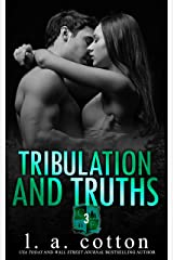 Tribulation and Truths: Ana and Jackson Book 3 (Chastity Falls) Kindle Edition