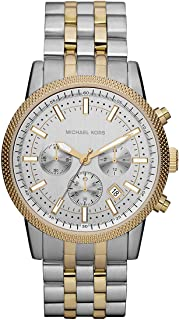 Men's Hutton Chronograph Two-Tone Stainless Steel Watch...