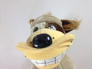 Tonka Stuffed Dog Vintage 1990 Pooch Patrol Smiling Teeth Plush Toy 90s Spike Puppy